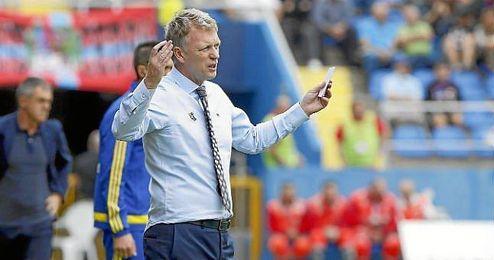 Moyes dejará de ser entrenador de la Real Sociedad.