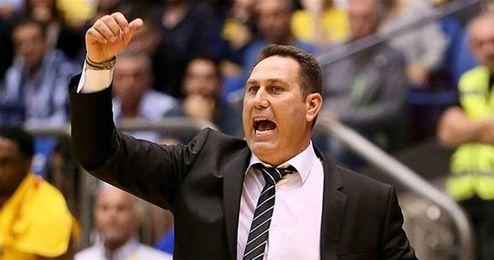 Gudy Goodes destituido como técnico del Maccabi.