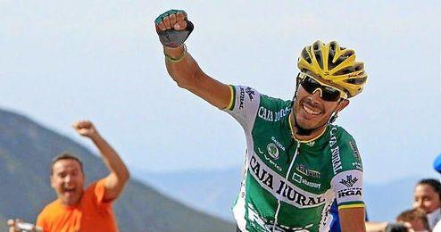 El ciclista acumula una victoria de la etapa reina de la Vuelta a España.