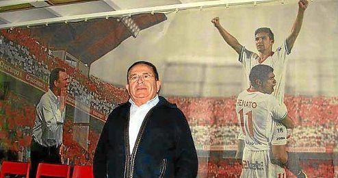 Gómez Miñán, uno de los accionistas de Sevillistas de Nervión.
