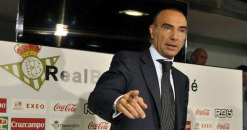 Luis Oliver est� detr�s de la denuncia contra Haro y L�pez Catal�n.