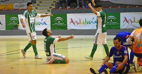 El Real Betis FSN se coloca und�cimo con 6 puntos y un partido menos que el colista, el FS Zamora.