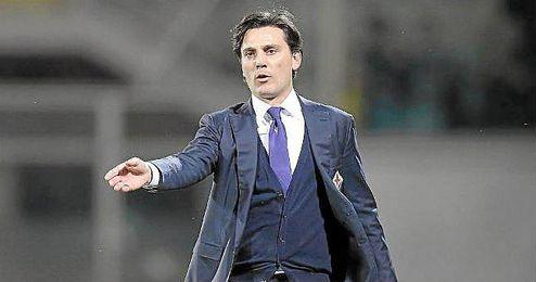 La Fiorentina había sido el último equipo entrenado por Montella.