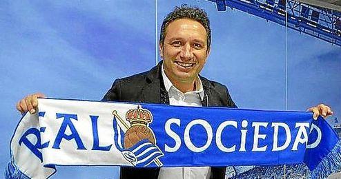 Eusebio se estrenará ante el Sevilla como técnico realista.