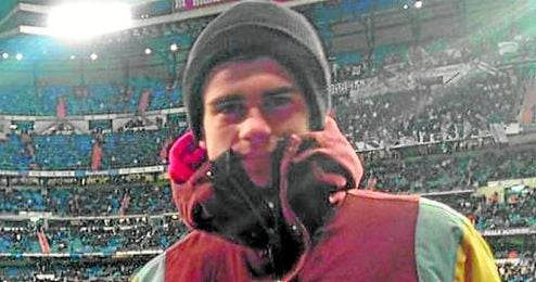 En la imagen, Pablo Vázquez.