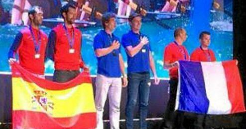 Adrián Miramón, Adolfo Ferrer y Antonio y Noé Guzmán son los medallistas andaluces.