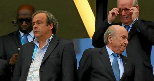 """El Comité de Apelación """"ha rechazado en su totalidad"""" el recurso de Blatter y el de Platini."""