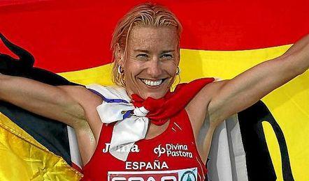 Marta Domínguez ha sido sancionada con tres años por el TAS.