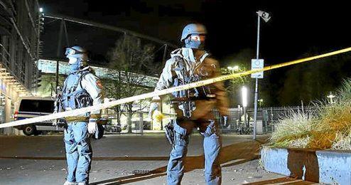 La Policía alemana sigue investigando los hechos.