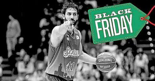 Entradas a mitad de precio este viernes para el CB Sevilla-Valencia Basket.