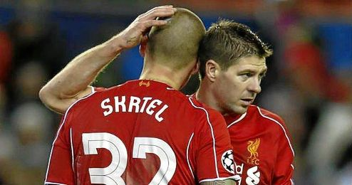 """Klopp: """"Gerrard siempre tendrá las puertas abiertas del conjunto inglés""""."""