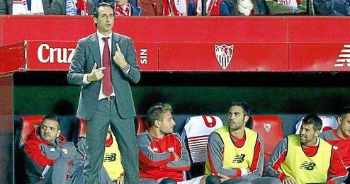 Emery espera romper la racha fuera de casa tras ganar al Valencia.