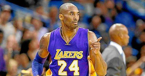 Kobe Bryant ha decidido dejar el baloncesto a final de temporada.