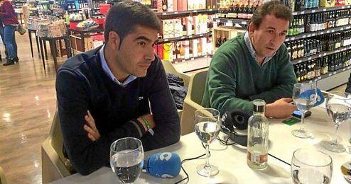 Haro y López Catalán esperan acabar de una vez con Castaño.