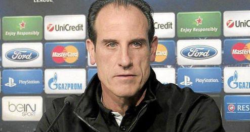 Indicó que no tiene ningún problema en regresar a su puesto de delegado cuando llegue el nuevo entrenador.