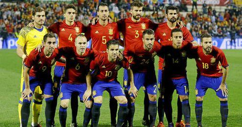 La victoria ante Inglaterra ha ayudado a España para subir tres puestos.