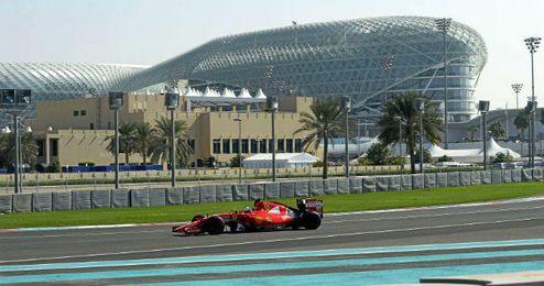 Abu Dhabi cerrará el Mundial 2016 de F1.
