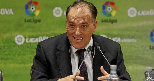 Tebas se ha expresado sobre la polémica surgida anoche en la Copa.