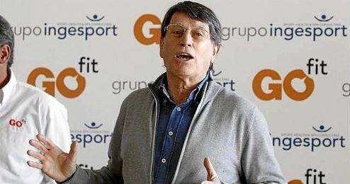 En la imagen, Jose María Odriozola, presidente de la Federación Española de Atletismo.