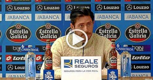 """Víctor: """"El Sevilla es súper competitivo, muy complicado"""""""