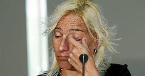Marta Domínguez, de nuevo en el ojo del huracán.