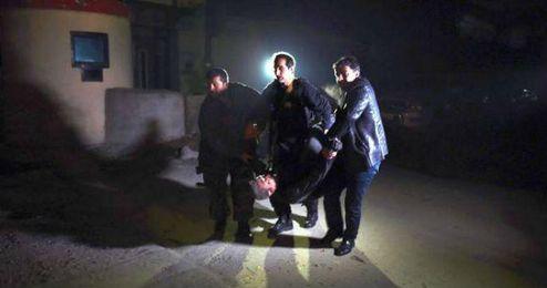 Dos policías españoles fallecieron en el atentado.