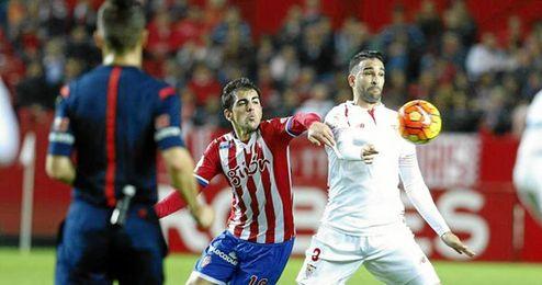 El Sevilla fue capaz de sacar adelante el encuentro pese a las dudas iniciales.