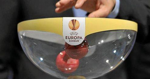 Así queda el sorteo de la Europa League.