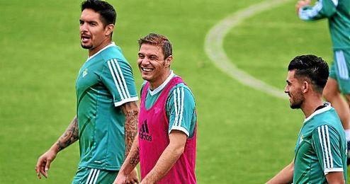 Joaquín y Vargas descansarán en Copa.