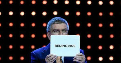 Muchas dudas alrededor de la elección de Pekín para organizar los JJ.OO. de 2022.