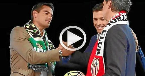 La particular porra para el derbi de Juanito y Pablo Alfaro
