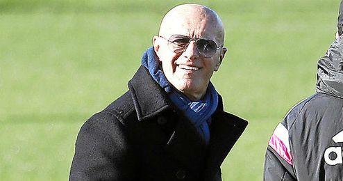 Sacchi piensa que algunas piezas no encajan en el Madrid.