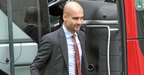 En Alemania dan por hecho el fichaje de Guardiola por el City.