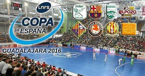 La Liga Nacional de Fútbol Sala (LNFS) ha informado que el acto es de acceso libre para todos los aficionados.