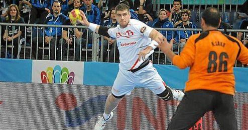 Ante un combinado de la Liga Asobal y para preparar el Campeonato de Europa.