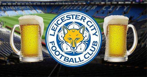 Habrá cerveza gratis en el Leicester-Manchester City.