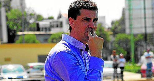 Fernando Jap�n es el elegido por el Puebla para sustituir a Marco Fern�ndez en el banquillo.