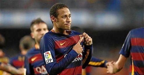 El brasileño confesó que, tras un 2015 con cinco títulos, al próximo le pide ganar uno más.