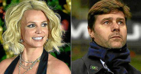 Britney Spears suena en el vestuario del Tottenham.