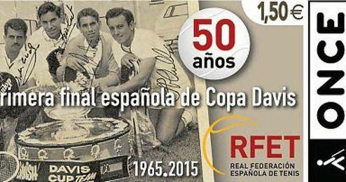 Cinco millones y medio de cupones serán distribuidos con la imagen del equipo español.