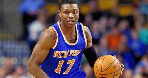 El jugador de los Knicks, Cleanthony Early.