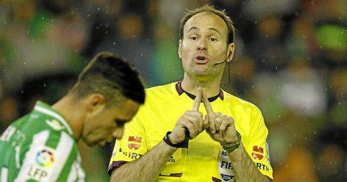 Mateu Lahoz dirigir� el derbi el 12 de diciembre.