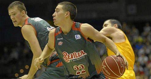 El Baloncesto Sevilla sigue sin despegar.