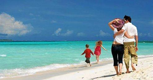 """Por otra parte, el 92% de los participantes en la encuesta admitió que les """"encanta"""" pasar tiempo con sus hijos."""
