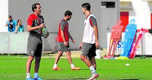 Emery podrá contar desde ya con Juan Muñoz