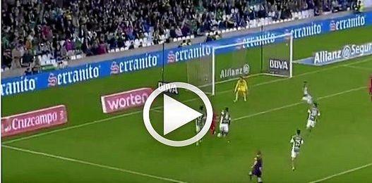 (Video) Así fue el golazo de Krohn-Dehli