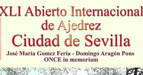 Cartel del Abierto de Sevilla.