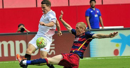 Los �xitos europeos de Sevilla y Barcelona han mantenido a la Liga espa�ola como la mejor del mundo.