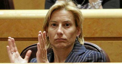 Marta Domínguez sigue reclamando su derecho al honor.