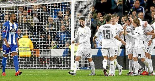En el Real Madrid se respira alegr�a desde que lleg� Zidane.